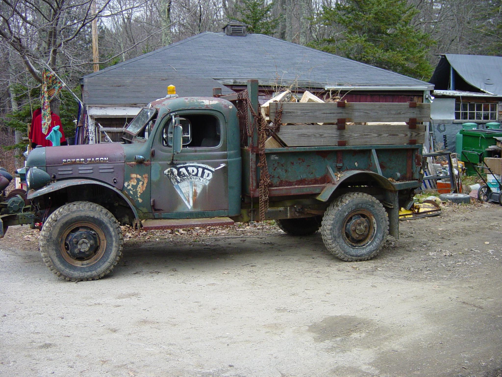 1948 Dodge Wdx Beckmannag