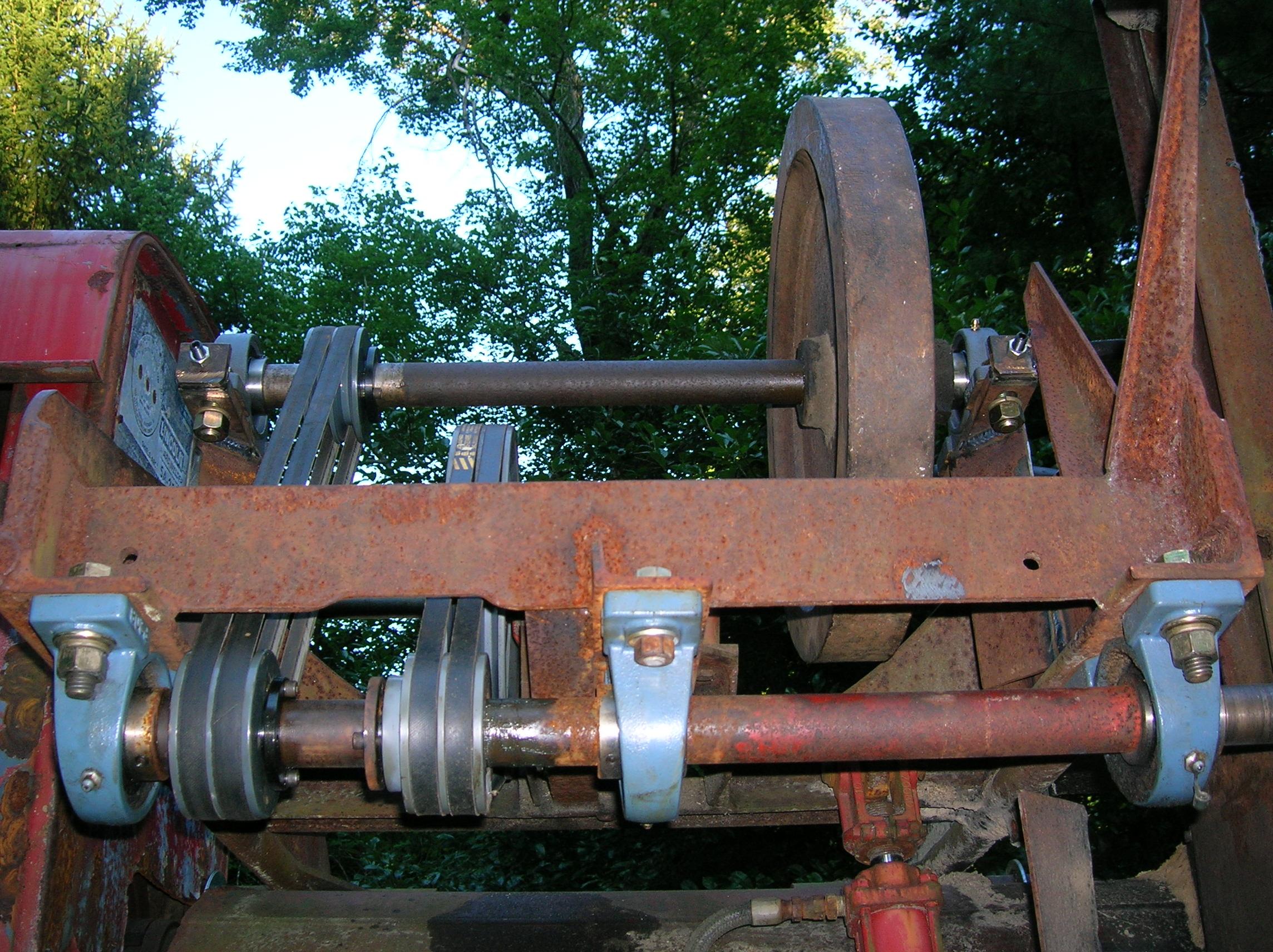 Re)building a Firewood Processor | BeckmannAG