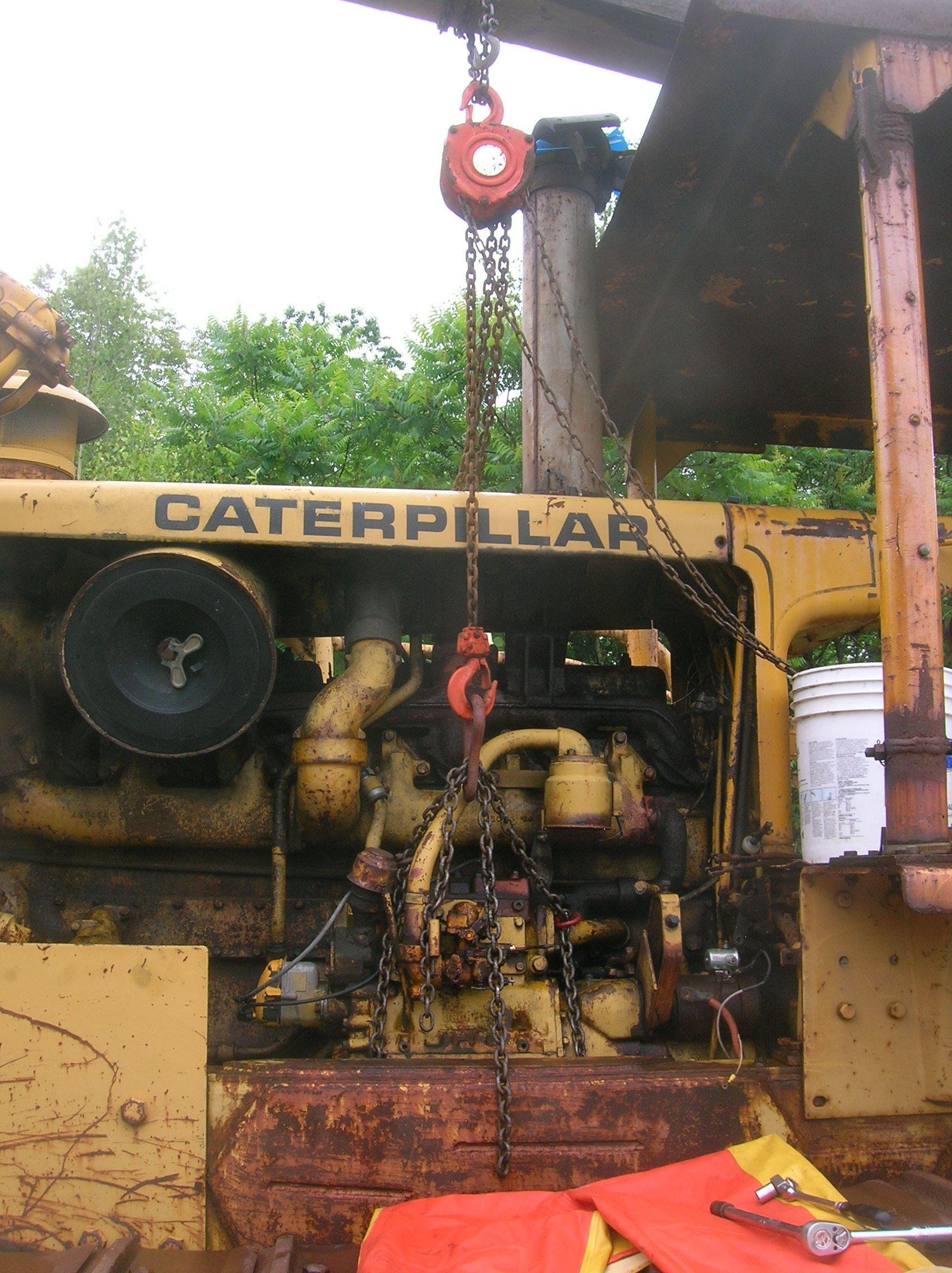 Caterpillar D8 Starter | BeckmannAG